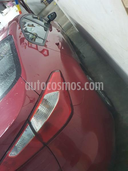 Kia Forte EX usado (2016) color Rojo precio $155,000