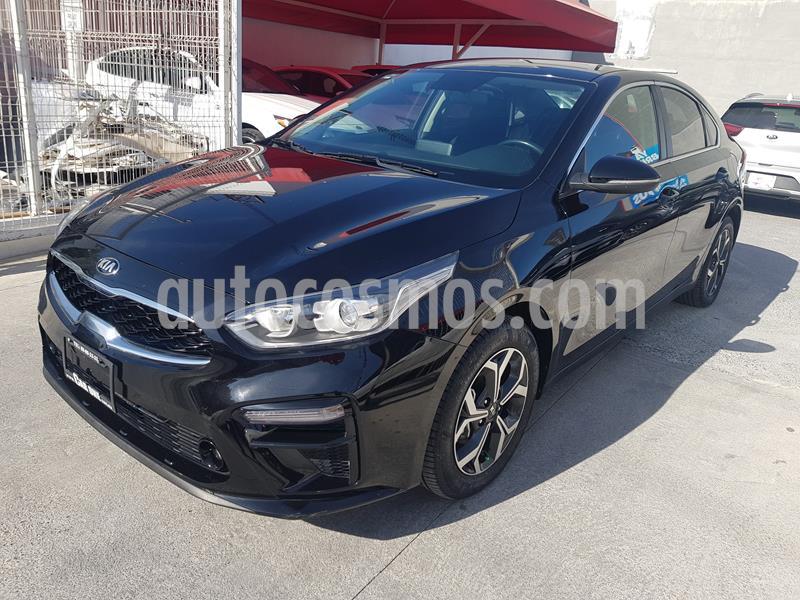 Foto Kia Forte EX Aut usado (2019) color Negro precio $320,000