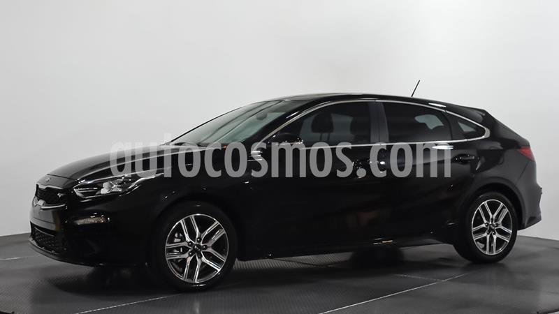 Kia Forte HB GT usado (2020) color Negro precio $380,000