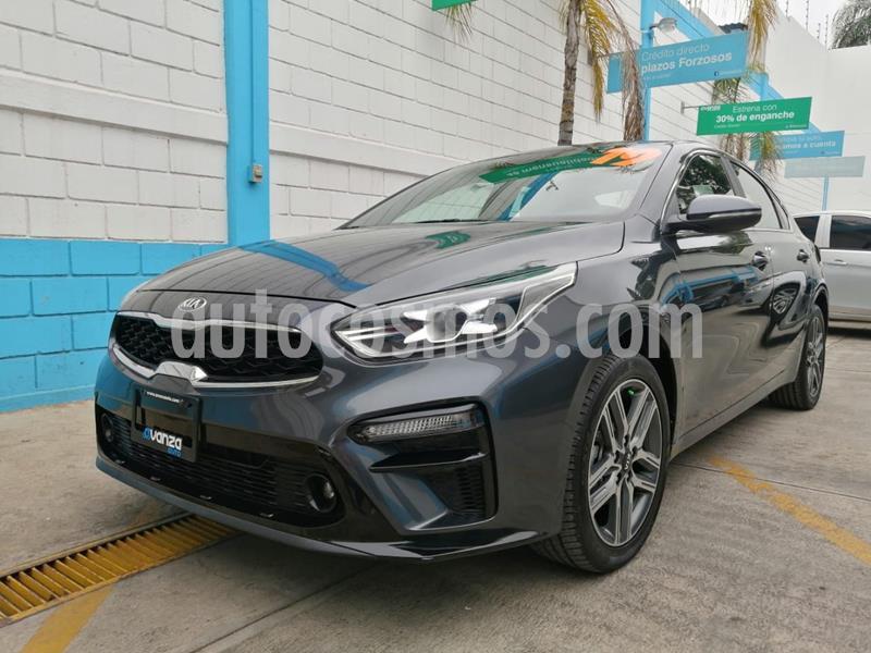 Kia Forte EX usado (2019) color Gris Oscuro precio $310,000