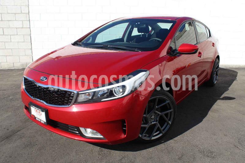 Kia Forte LX usado (2017) color Rojo precio $215,000