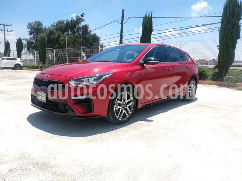 Kia Forte HB GT usado (2019) color Rojo precio $370,000