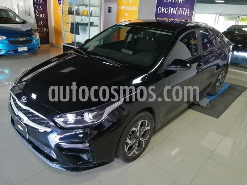 Kia Forte LX usado (2020) color Negro precio $275,000