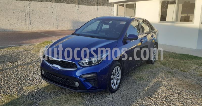 Kia Forte LX usado (2020) color Azul precio $259,900