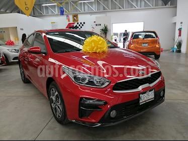 Kia Forte LX usado (2019) color Rojo precio $255,000