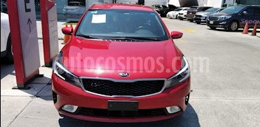 Kia Forte EX usado (2017) color Rojo precio $225,900