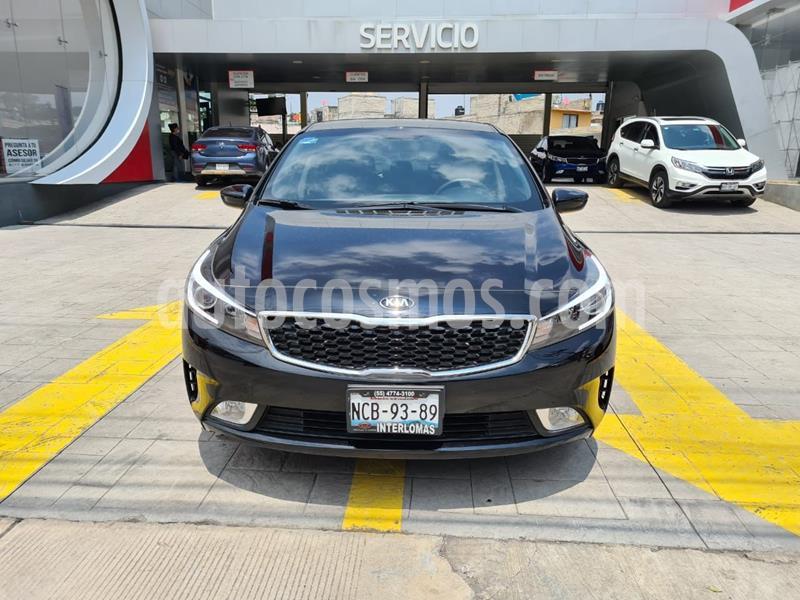 Kia Forte LX usado (2018) color Negro precio $219,000