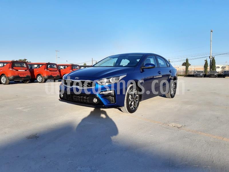 Kia Forte LX usado (2020) color Azul precio $284,900