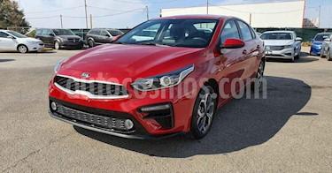 Kia Forte LX Aut usado (2020) color Rojo precio $264,800