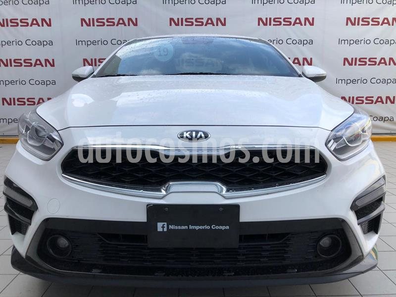 Kia Forte EX Aut usado (2019) color Blanco Perla precio $345,000