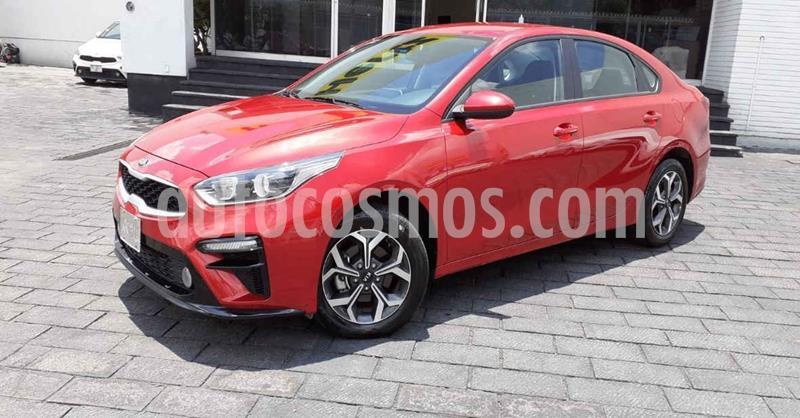 Kia Forte LX usado (2020) color Rojo precio $284,900