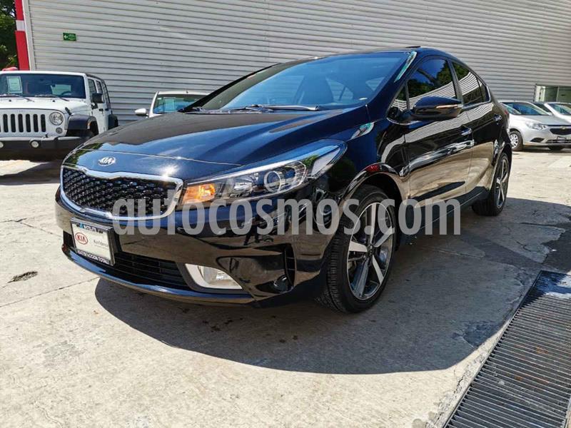 Kia Forte SX Aut usado (2018) color Negro precio $279,000