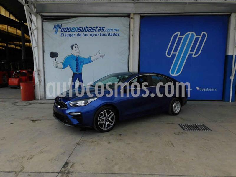 Kia Forte EX usado (2019) color Azul precio $202,000