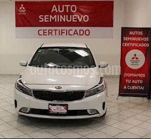 Kia Forte LX Aut usado (2018) color Blanco precio $34,800