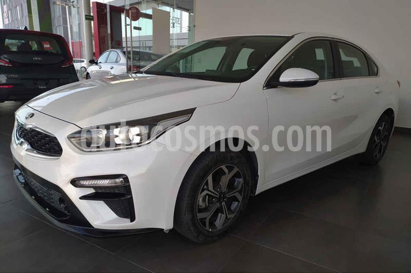 Kia Forte EX Aut usado (2019) color Blanco precio $289,000