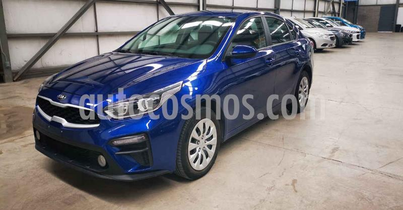 Kia Forte HB GT usado (2020) color Azul precio $247,900