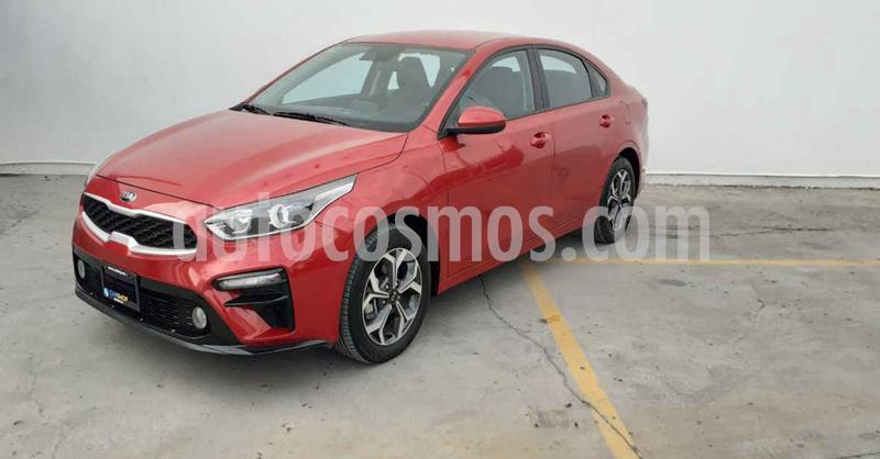 Kia Forte LX Aut usado (2020) color Rojo precio $274,900