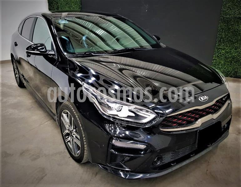 Kia Forte HB GT Line Aut usado (2019) color Negro Perla precio $349,999