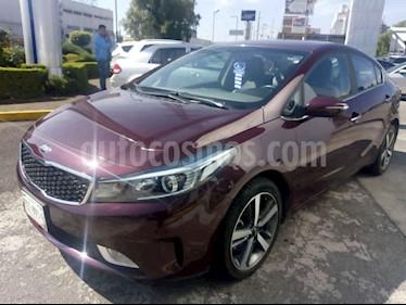 Foto venta Auto usado Kia Forte SX Aut (2018) color Rojo precio $264,000