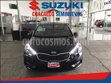 Foto venta Auto usado Kia Forte SX Aut (2016) color Negro precio $225,000
