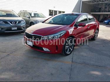 Foto venta Auto usado Kia Forte SX Aut (2018) color Rojo precio $295,000