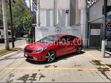 Foto venta Auto usado Kia Forte SX Aut (2017) color Rojo precio $252,850