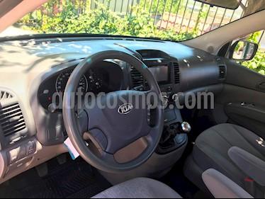 Kia Grand Carnival LX 2.2L Diesel  usado (2015) color Gris precio $13.000.000