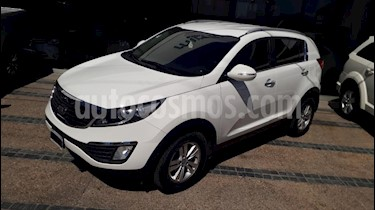 Foto venta Auto usado KIA Grand Sportage TDi 2.0 (2013) color Blanco precio $599.000
