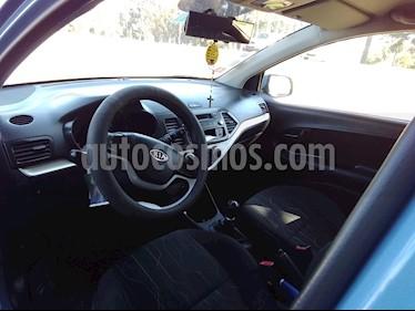 Foto venta Auto usado Kia Morning 1.2L (2011) color Azul precio $3.600.000