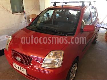 Kia Morning LX 1.1L usado (2004) color Rojo precio $2.200.000