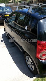 Kia Morning LX 1.1L Dh usado (2011) color Negro precio $3.000.000