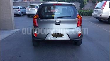 Foto venta Auto usado Kia Morning EX 1.2L 2AB (2014) color Plata Titanium precio $4.080.000