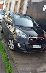 Foto venta Auto usado Kia Morning EX 1.2L 2AB (2014) color Negro precio $4.200.000