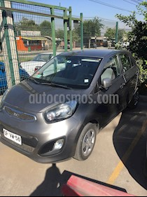 Foto venta Auto usado Kia Morning EX 1.2L (2014) color Plata Titanium precio $4.200.000