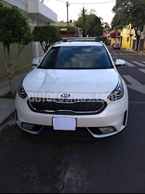 Foto venta Auto usado Kia Niro 1.6L GDI EX (2018) color Blanco Perla precio $430,000