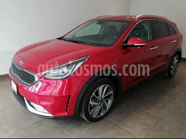 Foto Kia Niro 1.6L GDI EX usado (2019) color Rojo precio $520,000