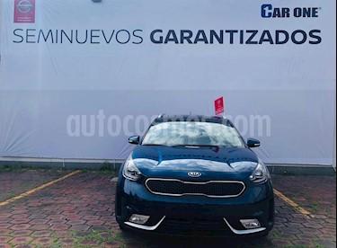 Foto venta Auto usado Kia Niro 1.6L GDI EX (2018) color Azul precio $439,900