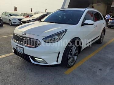 Foto venta Auto usado Kia Niro 5p EX L4/1.6 Hibrido Aut (2019) color Blanco precio $499,000