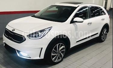 Foto venta Auto usado Kia Niro 5p EX L4/1.6 Hibrido Aut (2019) color Blanco precio $528,000
