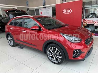 Kia Niro 5 pts. EX Hibrido, TA, A/AC, f.led, Piel, QC, RA-1 usado (2020) color Rojo precio $540,000