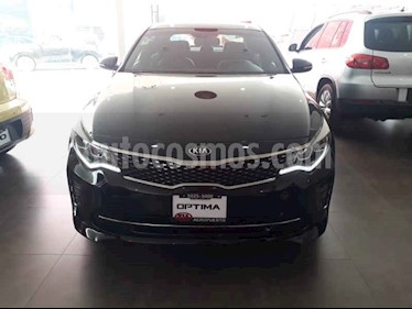 Foto venta Auto usado Kia Optima 2.0L Turbo GDI SXL (2018) color Negro precio $399,000
