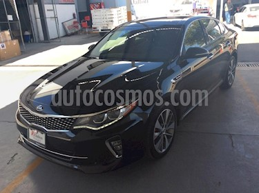 Foto venta Auto usado Kia Optima 2.0L Turbo GDI SXL (2018) color Negro precio $409,000
