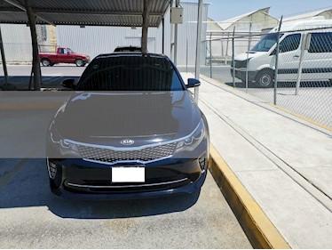 Kia Optima 2.0L Turbo GDI SXL usado (2018) color Negro precio $346,000