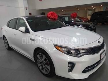 Foto venta Auto usado Kia Optima 2.0L Turbo GDI SXL (2018) color Blanco precio $452,900