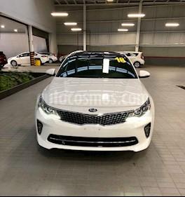 Foto venta Auto usado Kia Optima 2.0L Turbo GDI SXL (2018) color Blanco precio $449,000