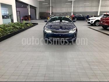Foto venta Auto usado Kia Optima 2.0L Turbo GDI SXL (2018) color Azul precio $439,000
