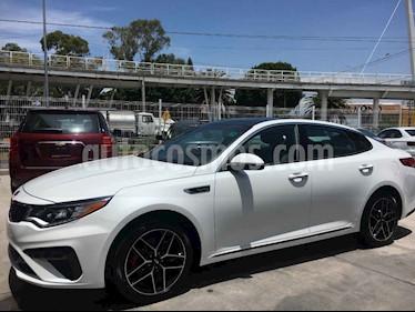 Foto venta Auto usado Kia Optima 2.0L Turbo GDI SXL (2019) color Blanco precio $469,000