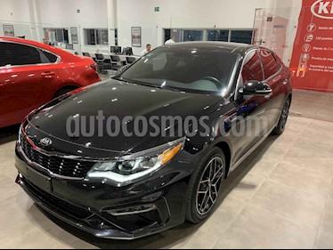 Kia Optima 2.0L Turbo GDI SXL usado (2019) color Negro precio $455,000