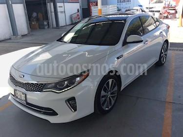 Foto venta Auto usado Kia Optima 2.0L Turbo GDI SXL (2018) color Blanco precio $389,000