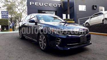 Foto venta Auto usado Kia Optima 2.0L Turbo GDI SXL (2016) color Azul Horizonte precio $319,900